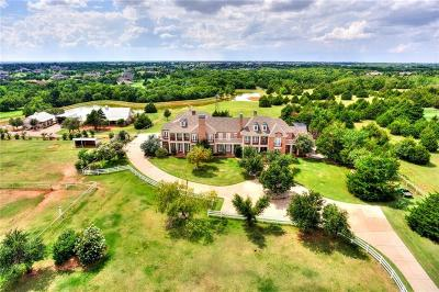Edmond Single Family Home For Sale: 19845 N Council Road