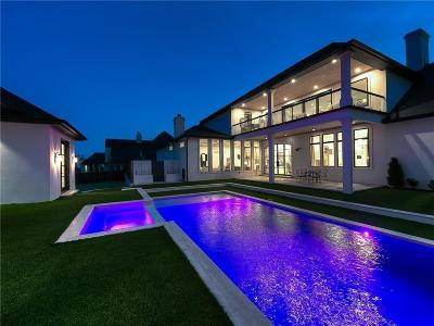 Edmond Single Family Home For Sale: 5008 Deerfield Drive