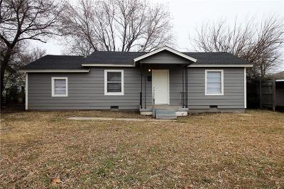 Del City Single Family Home For Sale: 3919 SE 11th Street