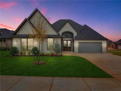 Edmond Single Family Home For Sale: 4320 NW 154th Place
