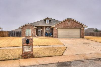 Edmond Single Family Home For Sale: 2257 Red Bird Terrace