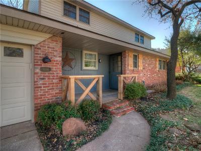Edmond Single Family Home For Sale: 1408 Bella Vista Drive