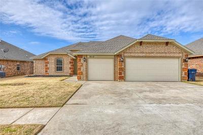 Oklahoma City Single Family Home For Sale: 9113 Misty Lane