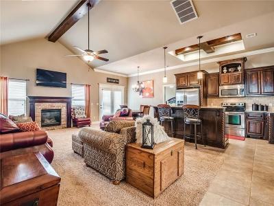 Edmond Single Family Home For Sale: 19201 Garden Creek Lane