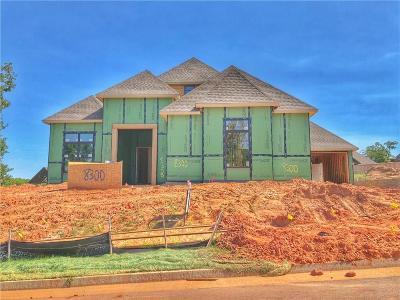 Edmond Single Family Home For Sale: 8300 Grass Creek Drive