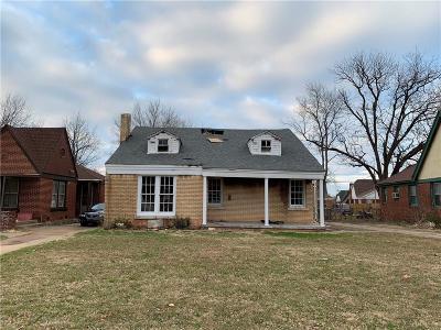 Oklahoma City Single Family Home For Sale: 935 NE 17th Street