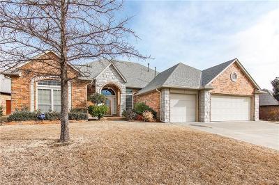 Oklahoma City Single Family Home For Sale: 12600 Jasper Avenue