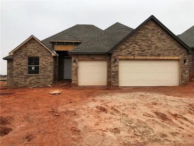 Edmond Single Family Home For Sale: 601 NW 197th Street