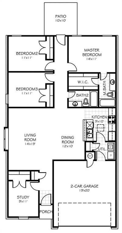 Edmond Single Family Home For Sale: 19700 Taggert Drive