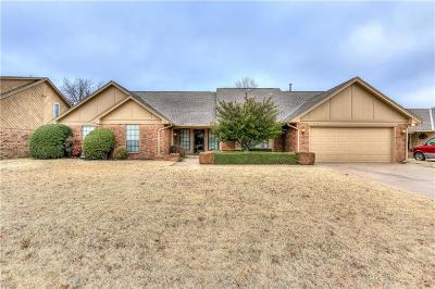 Oklahoma City Single Family Home For Sale: 7321 NW 118th Street