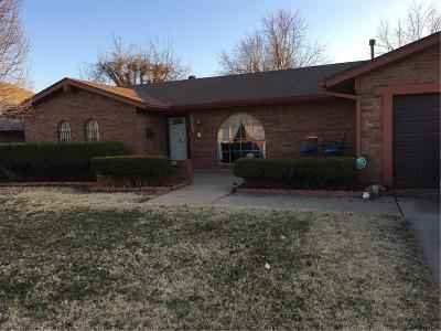 Oklahoma City Single Family Home For Sale: 4912 NW 18th Street