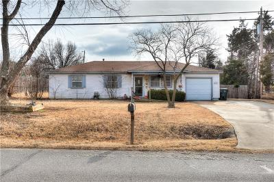 Midwest City Single Family Home For Sale: 10120 Bellmont Avenue