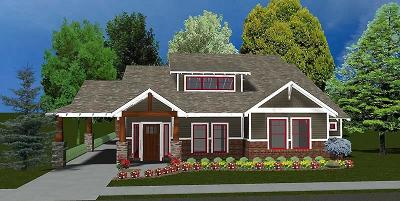 Edmond Single Family Home For Sale: 1417 Historical Avenue