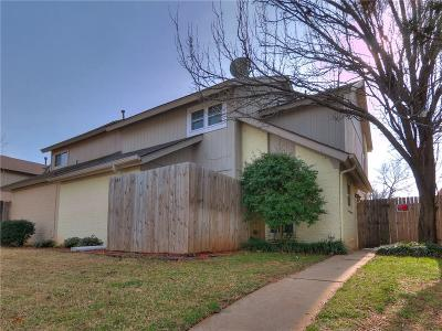 Oklahoma City Single Family Home For Sale: 7344 NW 101st Street