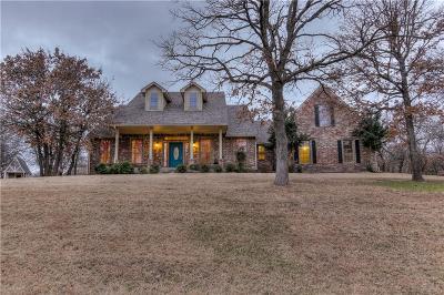Edmond Single Family Home For Sale: 2074 Hunters Path