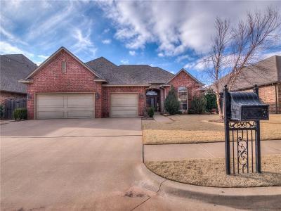Edmond Single Family Home For Sale: 17309 Grove Hill Terrace