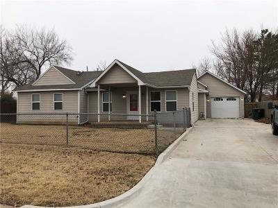 Midwest City Single Family Home For Sale: 10310 Lejean Drive