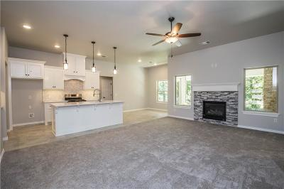 Edmond Single Family Home For Sale: 2709 Cypress Springs