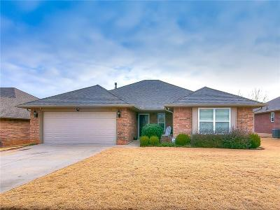 Norman Single Family Home For Sale: 1532 Central Pkwy