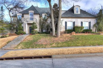 Norman OK Single Family Home For Sale: $925,000