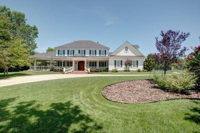 Edmond Single Family Home Pending: 10800 Pond Meadow
