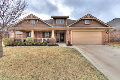 Edmond Single Family Home For Sale: 18412 Las Meninas Drive