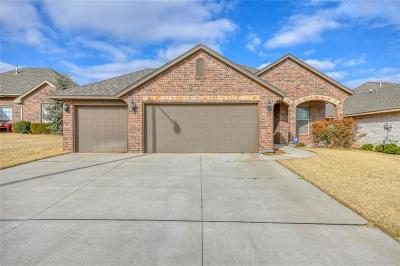 Edmond Single Family Home For Sale: 8021 NW 158th Street
