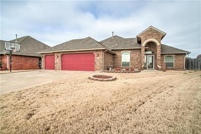 Moore OK Single Family Home For Sale: $198,000