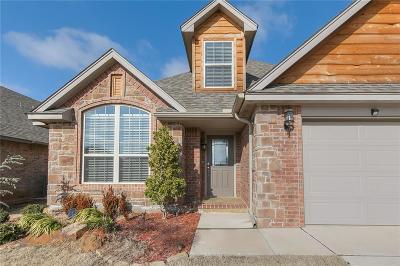 Edmond Single Family Home For Sale: 3325 NW 161st Street