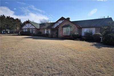 Edmond Single Family Home For Sale: 2020 Rolling Creek Road