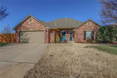 Edmond Single Family Home For Sale: 1847 Birchfield Road