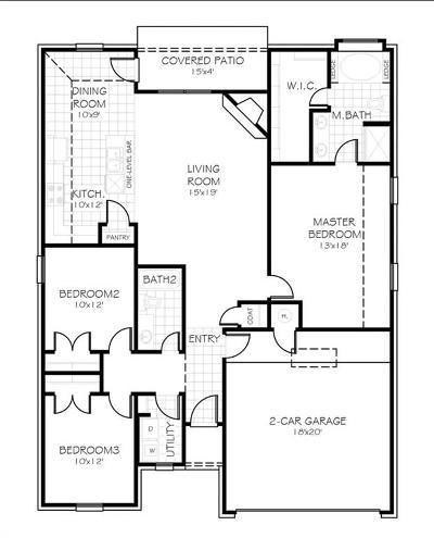 Norman Single Family Home For Sale: 600 Aplomado Street