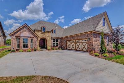 Edmond Single Family Home For Sale: 3200 Hunter Crest