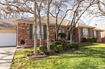 Edmond Single Family Home For Sale: 513 N Creek Road