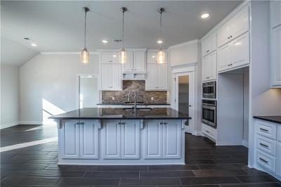 Edmond Single Family Home For Sale: 7848 Ahleaf Terrace