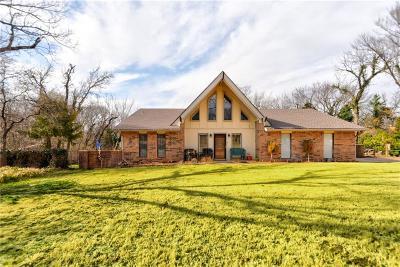 Edmond Single Family Home For Sale: 5001 Long Branch Lane