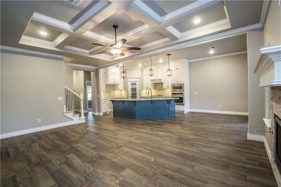 Edmond Single Family Home For Sale: 7840 Ashleaf Terrace