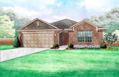 Edmond Single Family Home For Sale: 15701 Capulet Drive