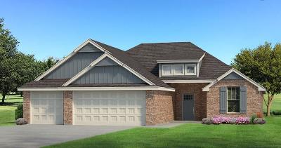 Moore Single Family Home For Sale: 1001 NE 34th Terrace
