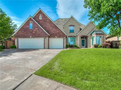 Norman Single Family Home For Sale: 4505 Green Meadow