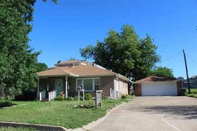 Marlow OK Single Family Home Sold: $110,000