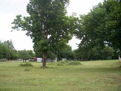 Marlow Residential Lots & Land For Sale: 613 W Nabor