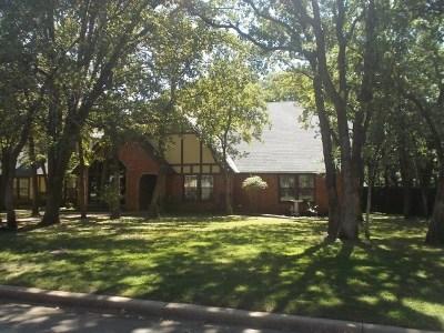 Duncan Single Family Home For Sale: 2906 Wild Oaks