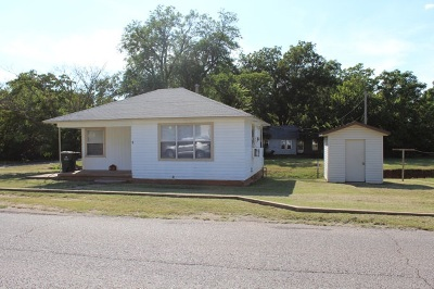 Duncan Single Family Home For Sale: 313 S 13