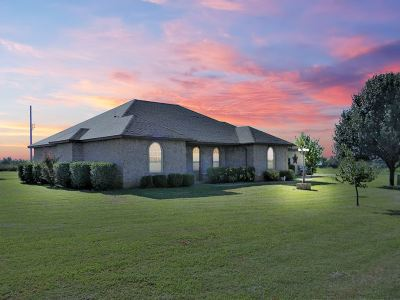 Rush Springs, Velma, Waurika, Hastings Single Family Home Under Contract: 9425 Us Hwy 70