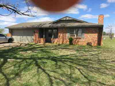 Duncan Single Family Home For Sale: 5885 W Cherokee