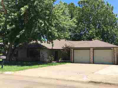 Single Family Home Under Contract: 1720 Overland