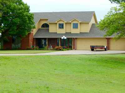 Comanche Single Family Home Under Contract: 181620 Old Hwy 81 Dr.