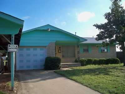 Rush Springs Single Family Home For Sale: 401 Velan