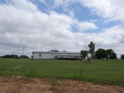 Comanche OK Single Family Home For Sale: $29,900